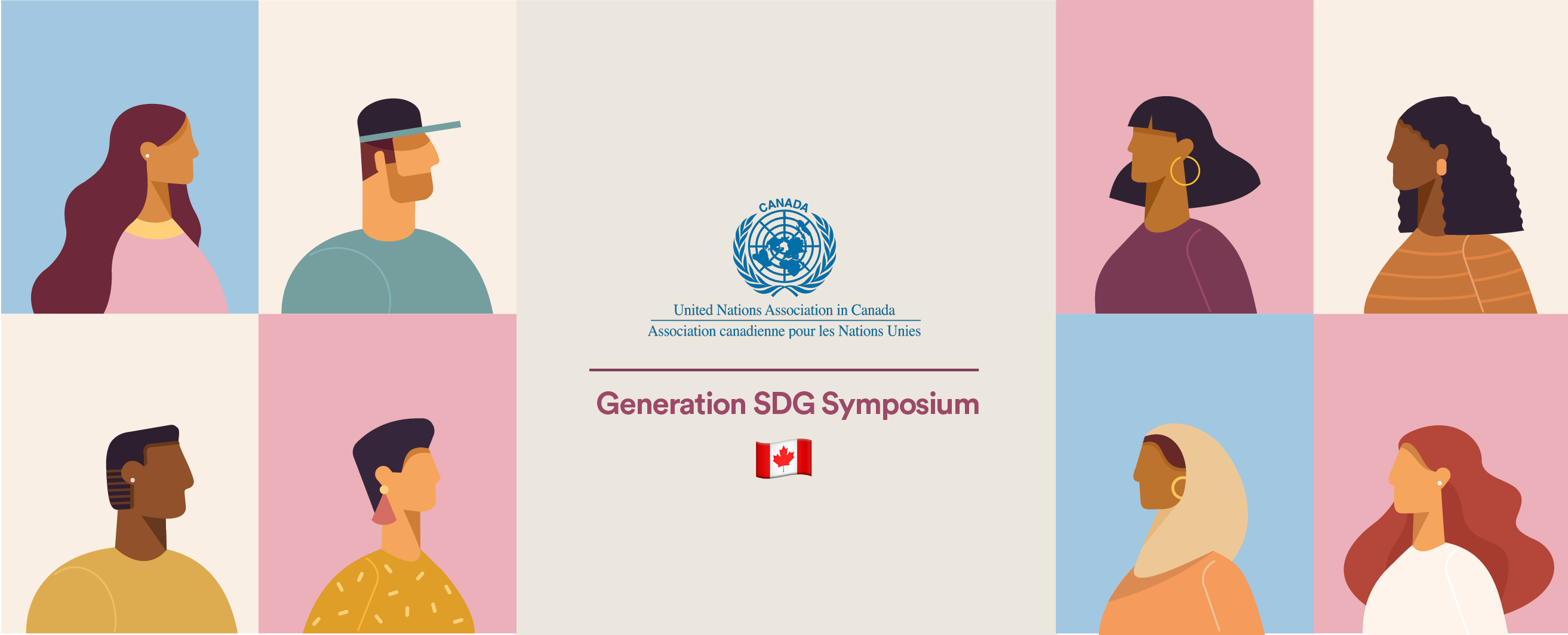 Airmeet helps 'United Nations Association in Canada' host a multifaceted event