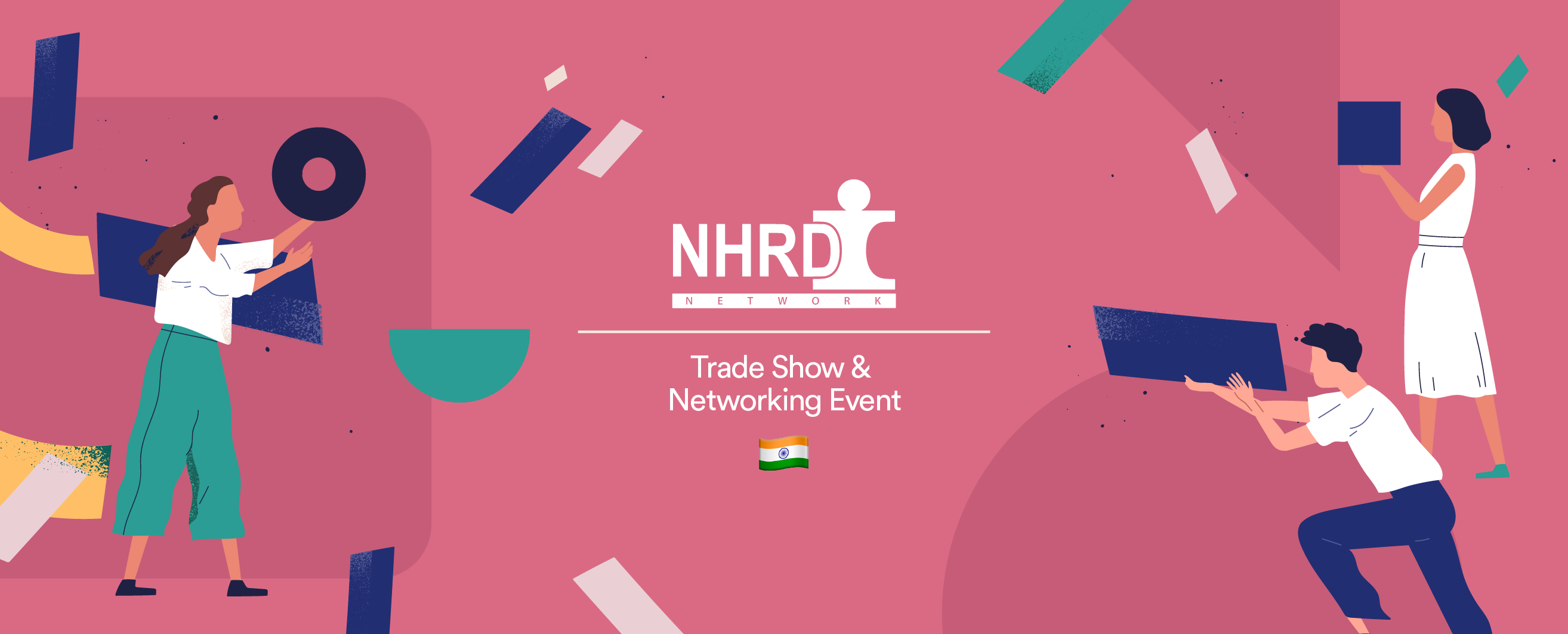 'NHRDN' hosts 2000+ attendees on Airmeet for their first-ever Virtual 'HR Showcase' with 45+ corporates & 100 booths