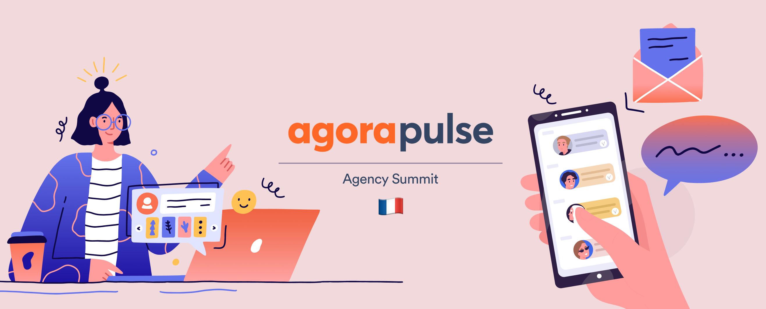 AgoraPulse Agency Summit Airmeet
