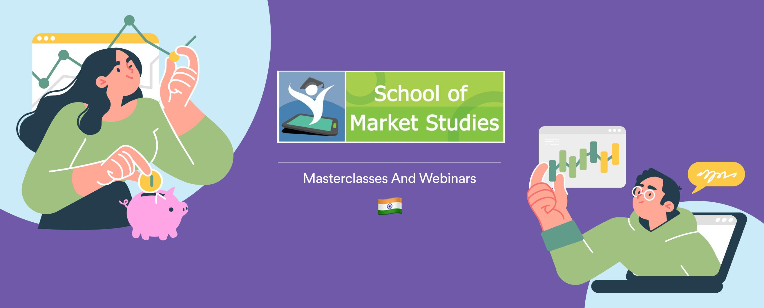 School of Market studies Banner