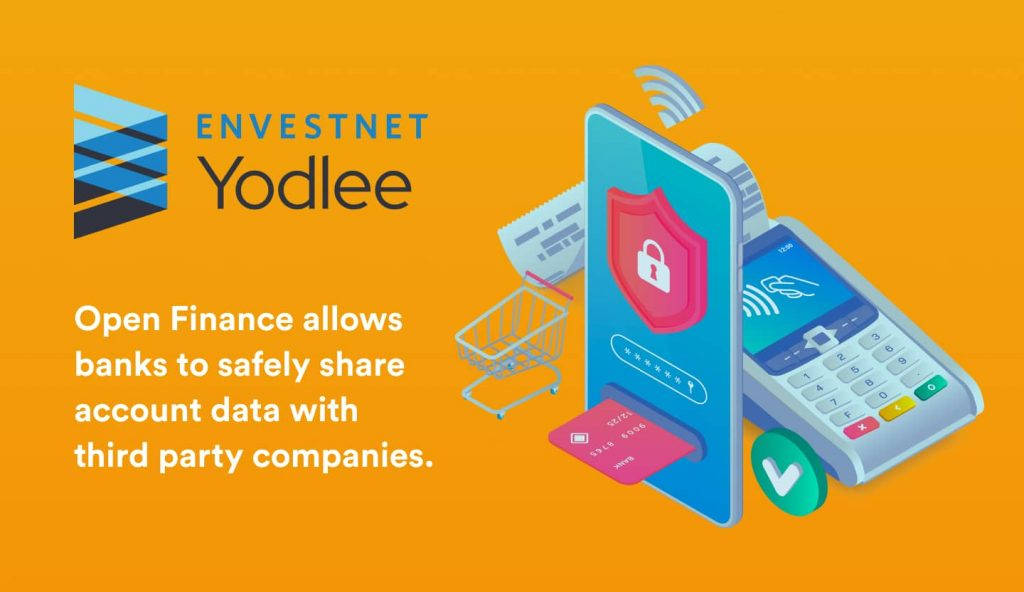 Open finance allows banks to safely share account data with third party companies